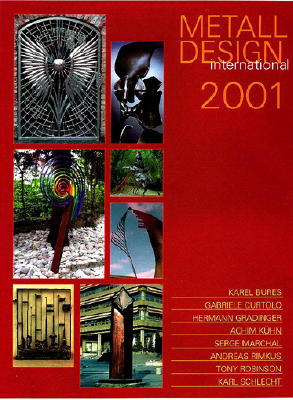 2001 International Metal Design Annual (Metall Design International 2001) by Peter Elgass