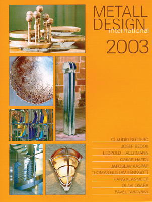 2003 International Metal Design Annual (Metall Design International 2003) by Peter Elgass
