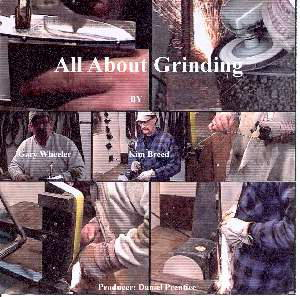 All About Grinding with Kim Breed and G. Wheeler (DVD)