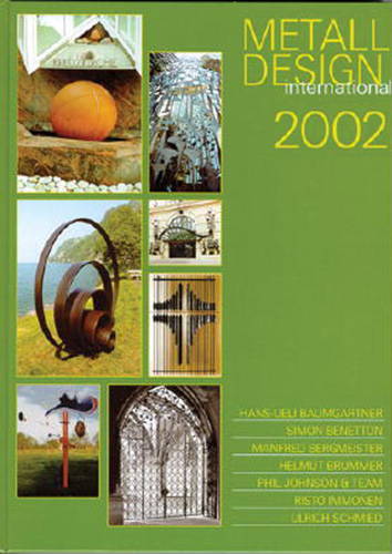 2002 International Metal Design Annual (Metall Design International 2002) by Peter Elgass