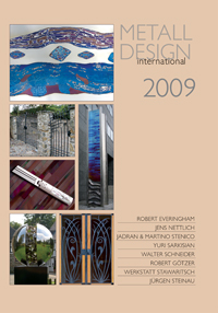 2009 International Metal Design Annual (Metall Design International 2009) by Peter Elgass