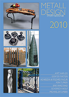 2010 International Metal Design Annual (Metall Design International 2010) by Peter Elgass