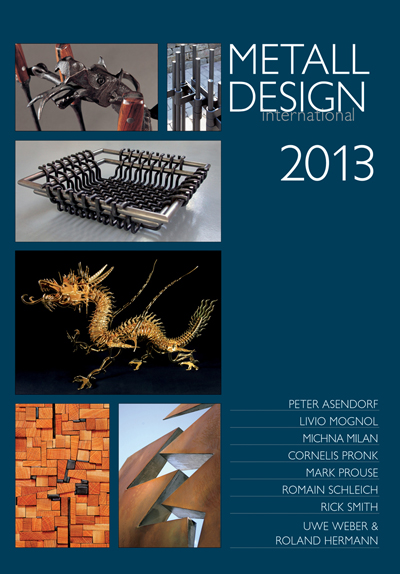 2013 International Metal Design Annual (Metall Design International 2013) by Peter Elgass