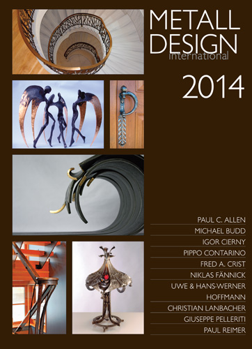 2014 International Metal Design Annual (Metall Design International 2014) by Peter Elgass