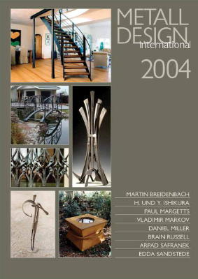 2004 International Metal Design Annual (Metall Design International 2004) by Peter Elgass