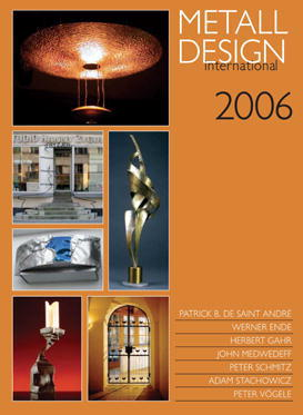 2006 International Metal Design Annual (Metall Design International 2006) by Peter Elgass