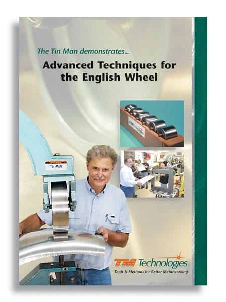 Advanced Techniques for the English Wheel with Kent White (2 DVDs)