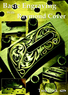 Basic Engraving with Raymond Cover (DVD)
