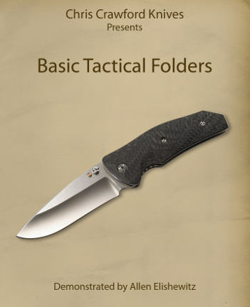 Basic Tactical Folders with Allen Elishewitz (DVD)