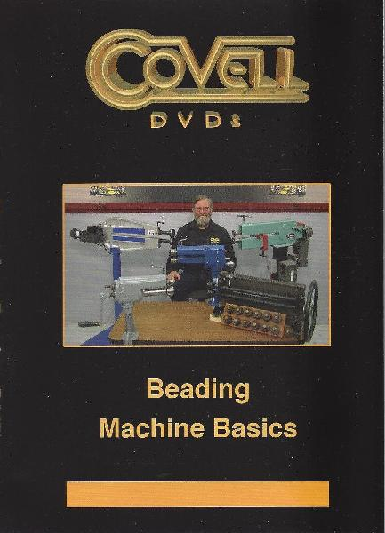 Beading Machine Basics with Ron Covell (DVD)