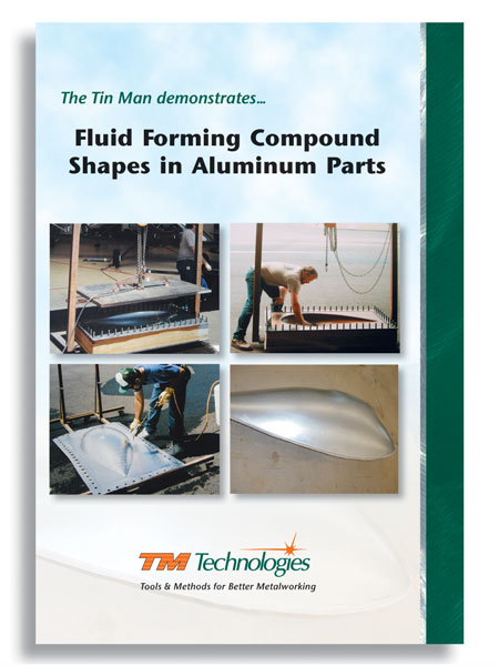 Fluid Forming Compound Shapes in Aluminum Parts (DVD)