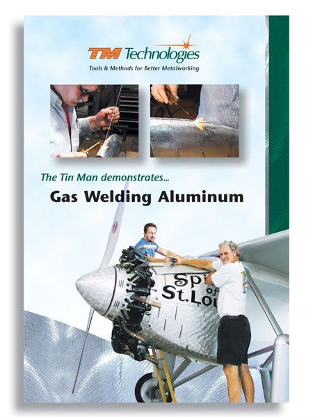 Gas Welding Aluminum with Kent White (DVD)