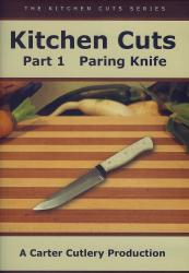 Kitchen Cuts with Murray Carter: the Paring Knife (DVD)