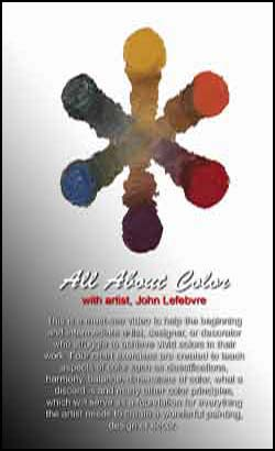 All About Color with John Lefebvre (DVD)