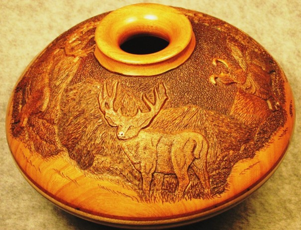 Bowl Carving with Master Carver Bill Janney (2 DVDs)