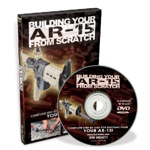Building Your AR-15 From Scratch with Jim Van Middlesworth (DVD)