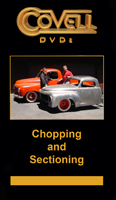 Chopping and Sectioning with Ron Covell and Joe McGlynn (DVD)