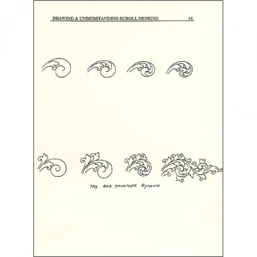 Drawing And Understanding Scroll Designs Pdf