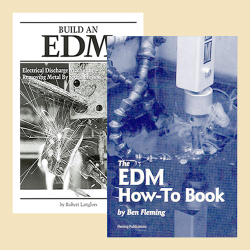 Build an EDM Machine (2 Book Set)