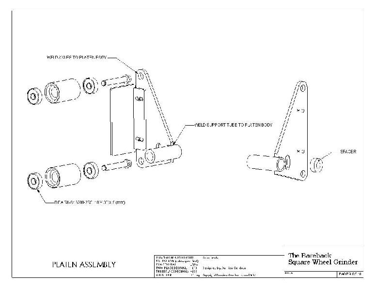 Belt Sander Plans Pdf Plans Diy Free Download 54 3d Scroll