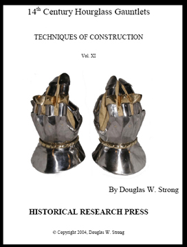 14th Century Hourglass Gauntlets by Doug Strong