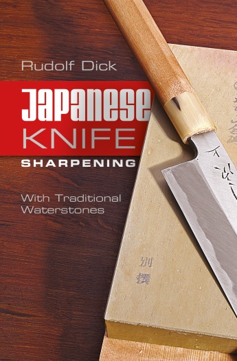 Japanese Knife Sharpening: With Traditional Waterstones