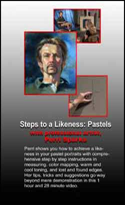 Steps to a Likeness - Pastels with Perri Sparks (DVD)