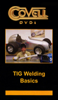 TIG Welding Basics (DVD) with Ron Covell - With Ron Covell
