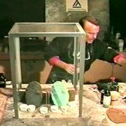 Cold Patinas Techniques for Bronze, Brass, and Copper with Ron Young (DVD) - Ron Young.