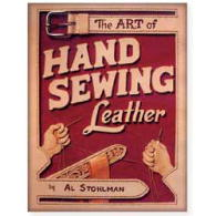 Art of Hand Sewing Leather Book, The  - Al Stohlman.