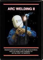 Arc Welding II with Steve Bleile (DVD)  - Universal DVD, color, 45 minutes