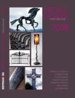 2008 International Metal Design Annual (Metall Design International 2008) by Peter Elgass