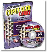 Advanced Concealed Carry (DVD)