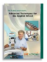 Advanced Techniques for the English Wheel with Kent White (2 DVDs)  - Techniques for High-Quality Work with the Wheeling Machine
