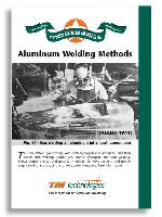 Aluminum Welding Methods by ALCOA (DVD) - A Historical Aerometal Training Film!! 1941, B & W, restored!