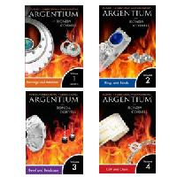 Argentium� Series Set I, II, III & IV by Ronda Coryell (4 DVDs)  - Get all 4 Argentium DVDs at a discount!