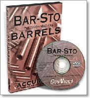 Bar-Sto Precision Machine Barrels with Irv Stone III (DVD)  - With Irv Stone III