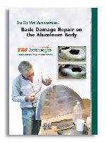 Basic Damage Repair on the Aluminum Body with Kent White (DVD)  - 63 Minutes