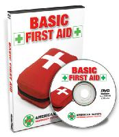Basic First Aid by American Safety (DVD) - 90 minutes