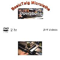 Basic Taig Micro Lathe Operations with Jose Rodriguez (DVD)  - Micro-Machining with the Taig Micro Lathe