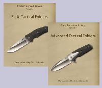 Basic and Advanced Tactical Folder Knife Construction (2 DVD set) with Allen Elishewitz