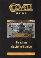 Beading Machine Basics with Ron Covell (DVD)  - With Metalworking Guru Ron Covell!