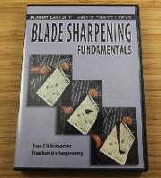 Blade Sharpening Fundamentals with Murray Carter (DVD)