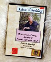 Frocks, Fat & Food with Karen Hood: Cave Cooking Volume 3 (DVD)
