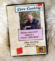 Messin' with Meat with Karen Hood: Cave Cooking Volume 4 (DVD)