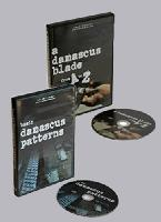 A Damascus Blade from A to Z plus Basic Damascus Patterns (2 DVD Set)