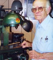 Advanced Aspects of Milling Machine Operation with Rudy Kouhoupt (DVD) - Learn from a Master. Two hour full-color DVD.