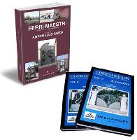 3 Volume Gates Set: Gates & Railings I & II, plus Gates and More (Ferri Maestri) - Gates and Railings volumes 1 and 2 plus Ferri Maestri (Gates & More by the Masters)