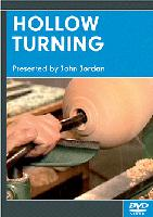 Hollow Turning with John Jordan (DVD) - with John Jordan