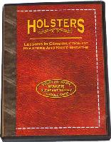 Holsters with Dusty Johnson: Lessons in Construction of Holsters and Knife Sheaths (DVD)